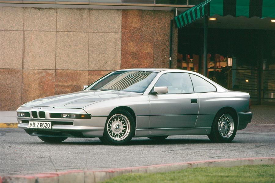 Así era el BMW 840Ci, predecesor del Serie 8