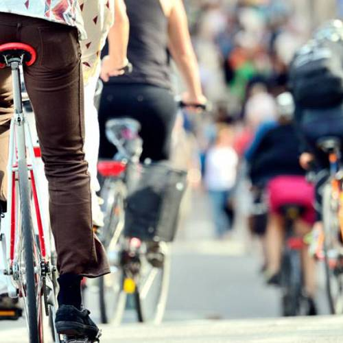 Las bicis podrán saltarse los semáforos y circular en sentido contrario en Madrid