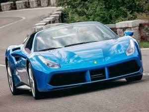 No eliges un Ferrari, él te compra a ti