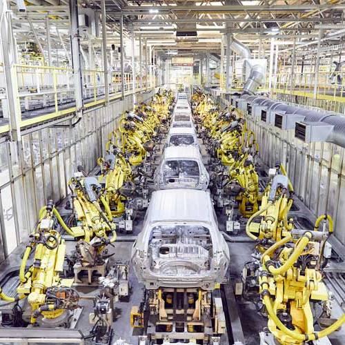 La fábrica de KIA en Zilina: de Corea a Europa
