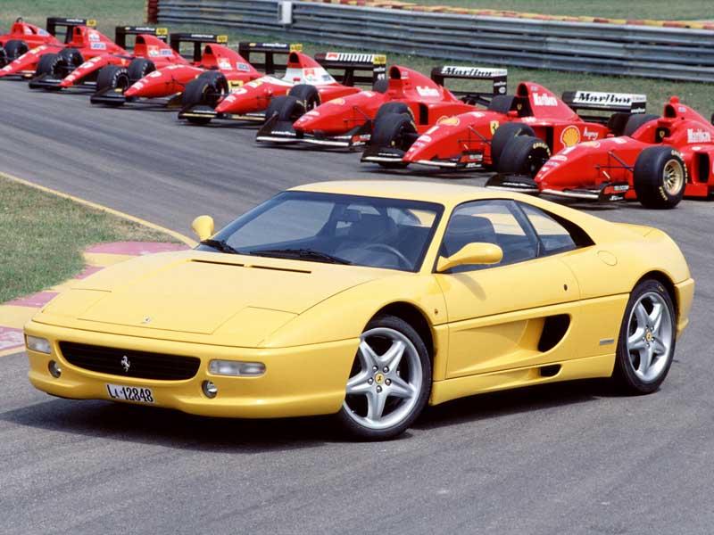 10 Ferrari baratos que sí puedes comprar
