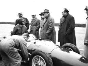 La época con Alfa Romeo