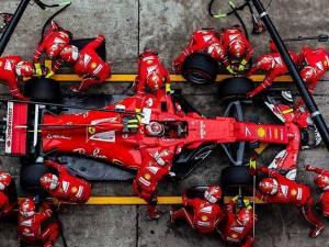La Scuderia Ferrari, la más laureada