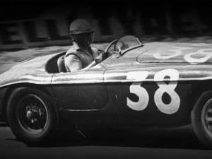 El primero coche fabricado por Ferrari