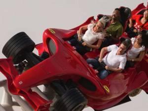 El parque temático de Ferrari