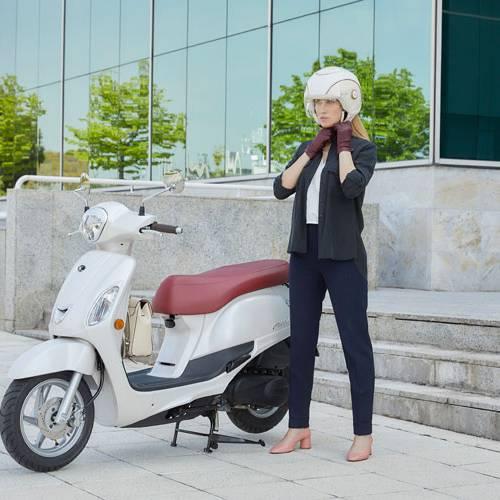 Nuevo Filly 125, un scooter diseñado para mujeres