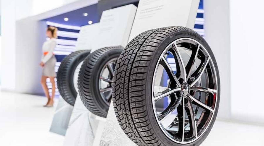 Hankook, un fabricante de neumáticos de Champions League