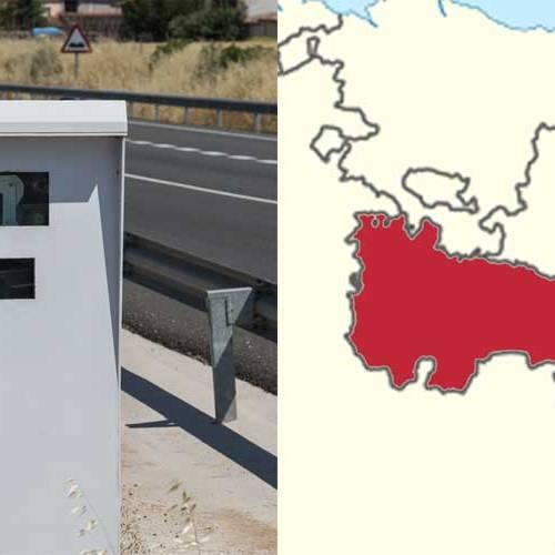 Todos los radares de La Rioja