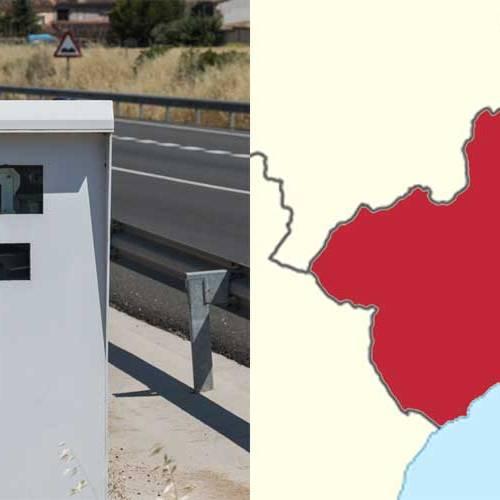 Todos los radares de Murcia