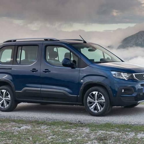 Conducimos el Peugeot Rifter 2018, nueva genética