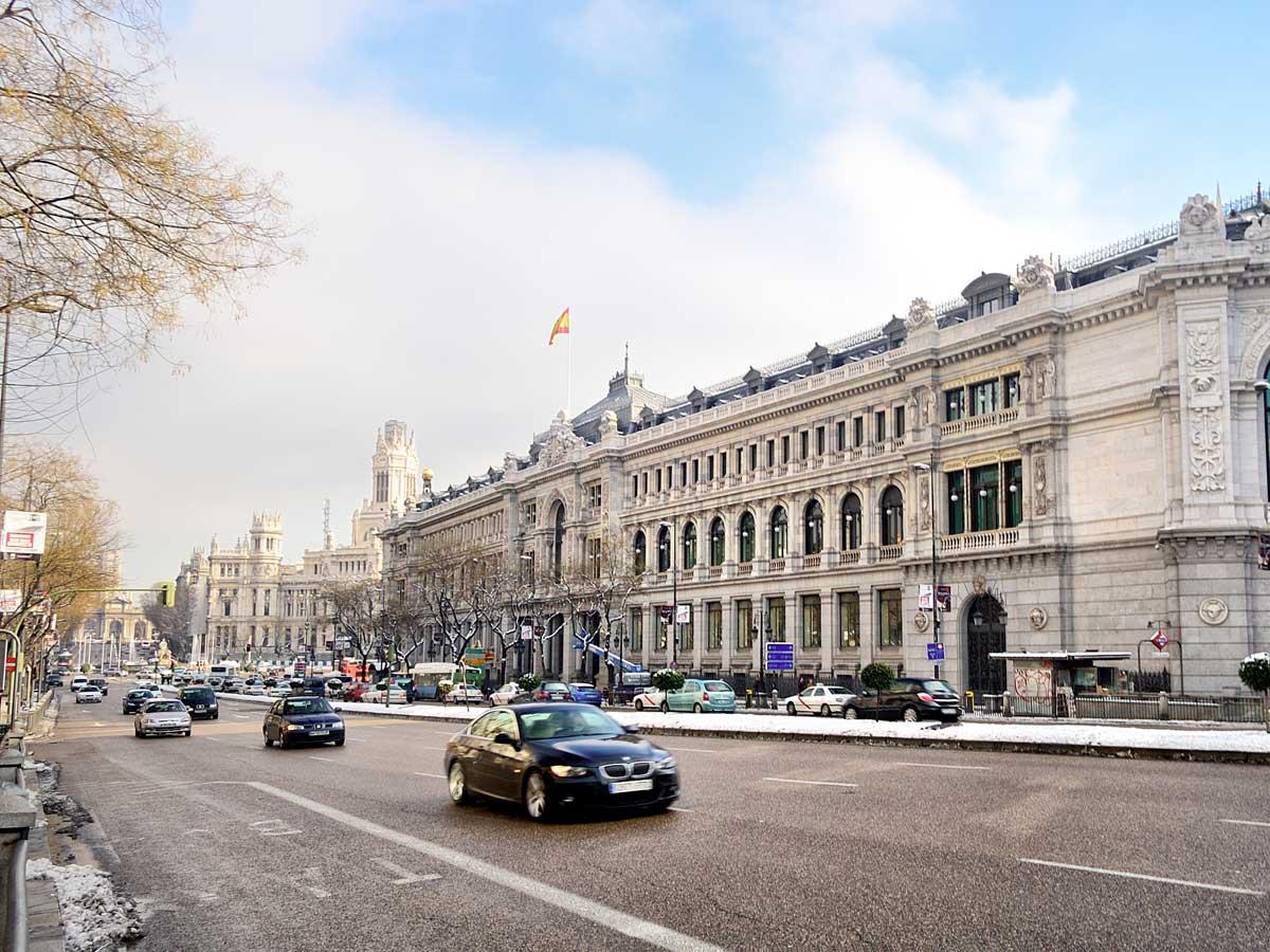 Solo un cierto número de vehículos podrá acceder a la zona APR de Madrid.