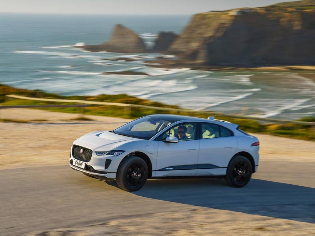 Jaguar I-PACE dinámica