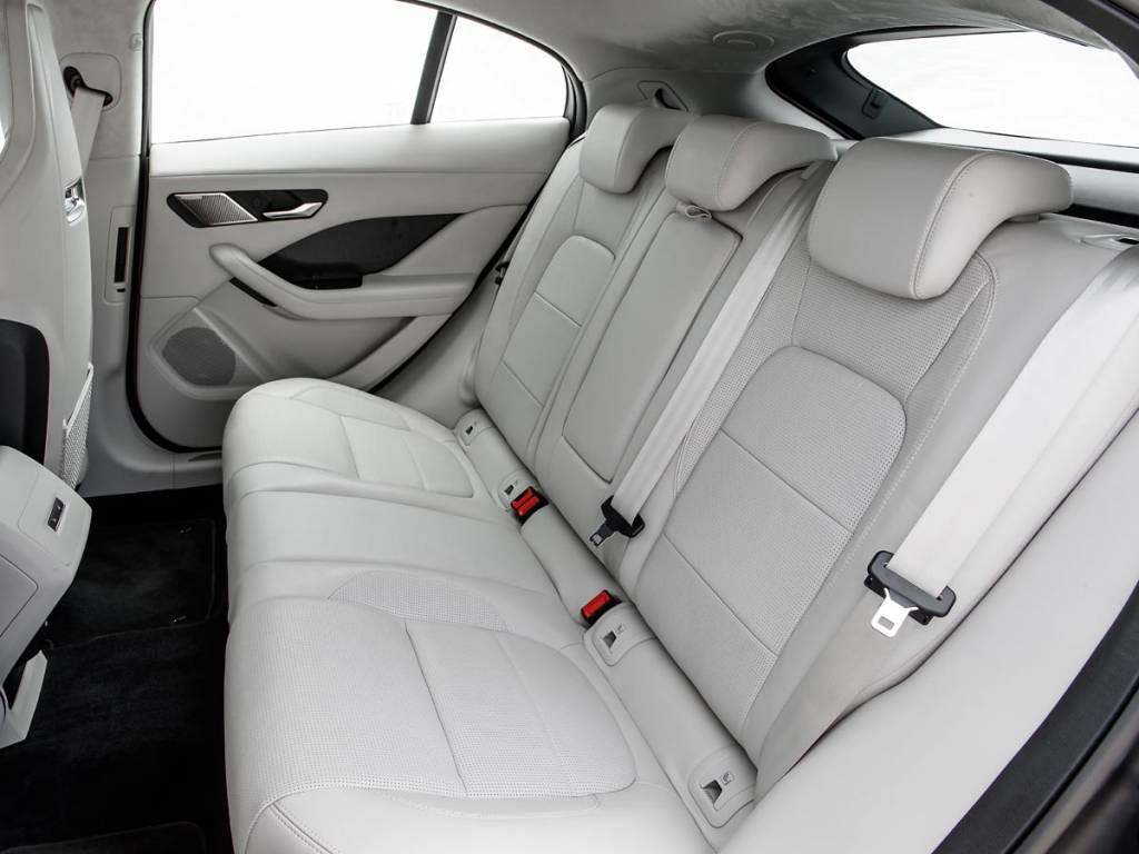 asientos Jaguar I-PACE