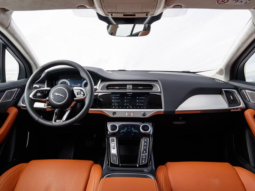 interior Jaguar I-PACE