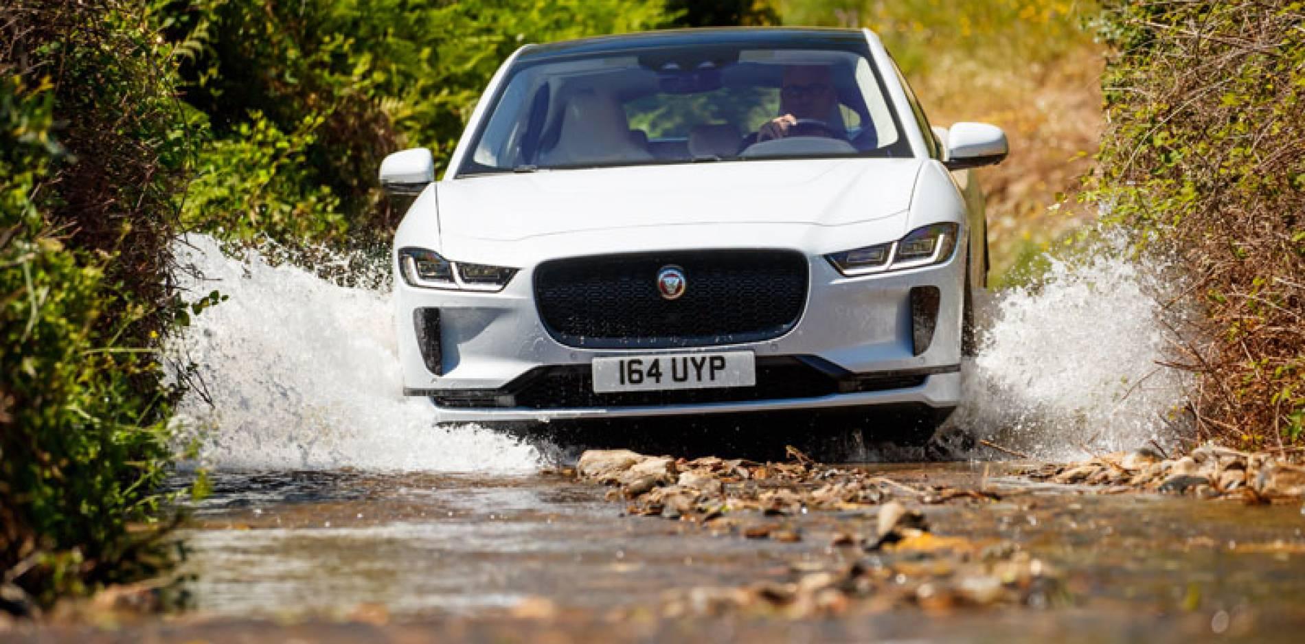 Prueba del Jaguar I-PACE: al volante del primer coche eléctrico de Jaguar