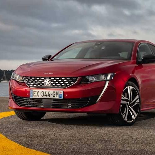 Conducimos el nuevo Peugeot 508: prêt-à-porter