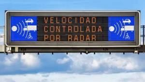 Los 10 radares que más dinero recaudan en multas en España