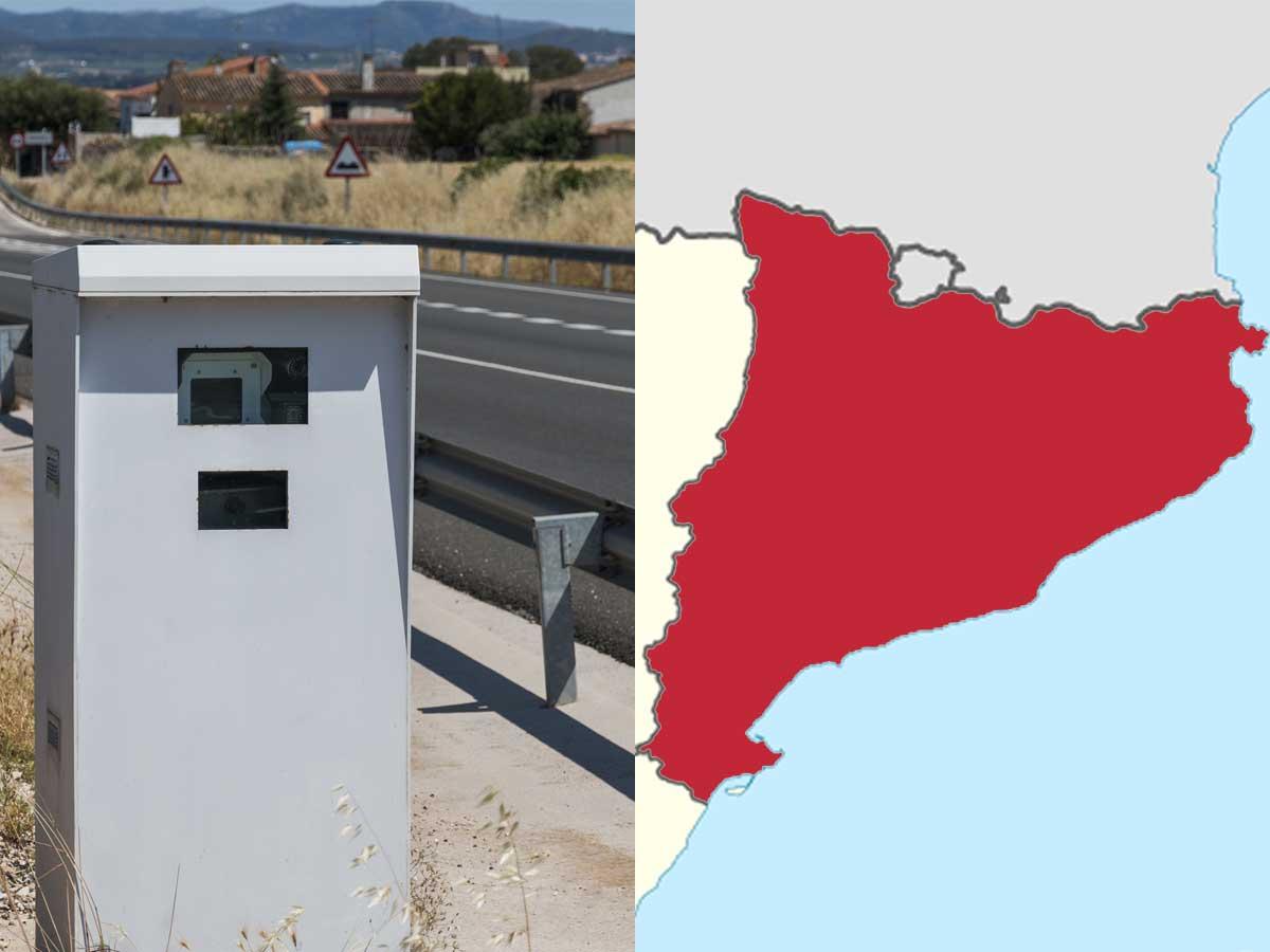 radares cataluña