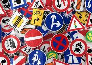 La excusa perfecta: los conductores cometen infracciones por la mala señalización