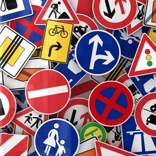 ¿Sabes cuáles son las señales de tráfico más desconocidas?