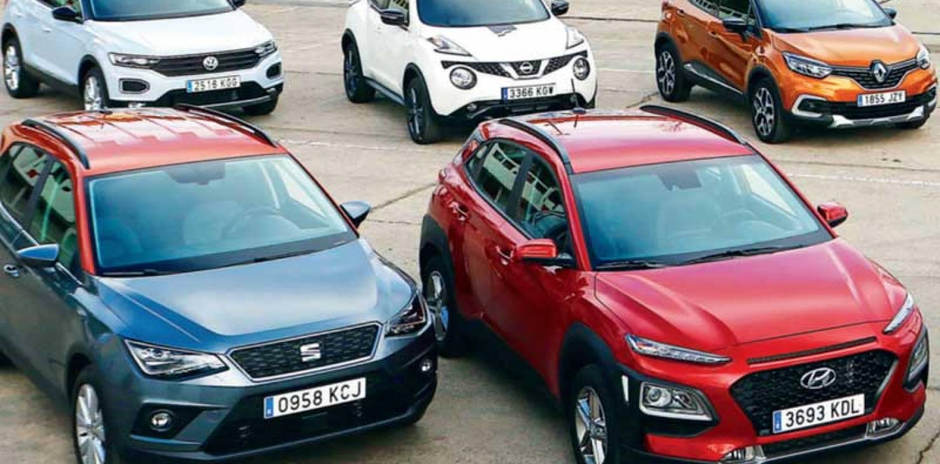 Los chicos de oro: ponemos a prueba los 10 SUV más vendidos