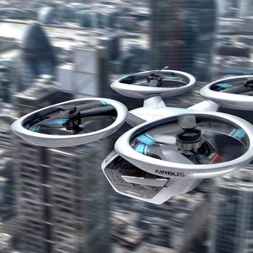 Los primeros taxis aéreos se probarán en Alemania