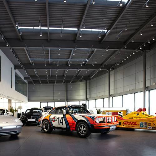 Porsche Ibérica y Centro Porsche Madrid Norte, mucho más que un concesionario