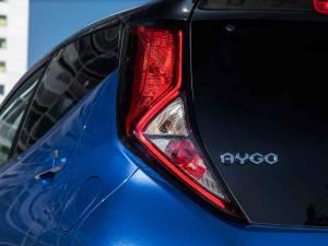 Promociones del Toyota Aygo 2018