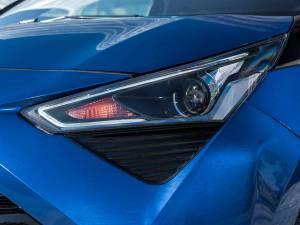 Luces del Toyota Aygo 2018