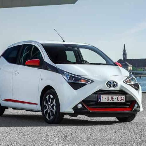 Primera prueba del Toyota Aygo 2018
