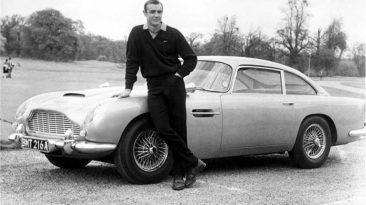 Aston Martin DB5 - Goldfinger (1964)
