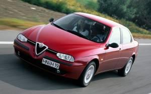 Alfa Romeo 156 1997-2002