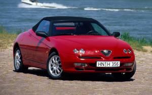 Alfa Romeo Spider 1998-2003