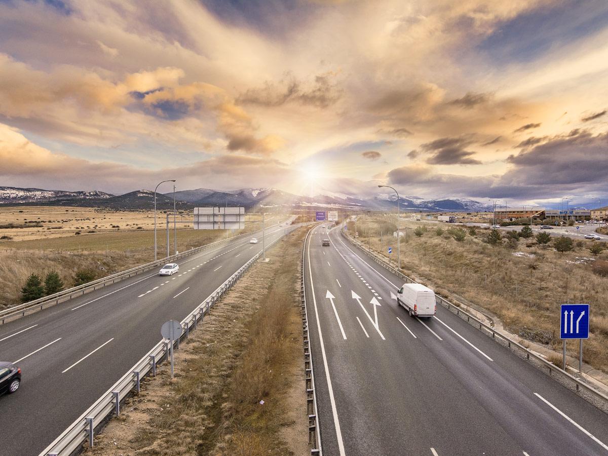 Autopista Madrid