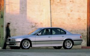 BMW Serie 7 1995-2001