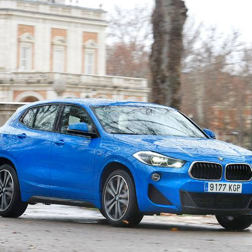 "Probamos el nuevo BMW X2 sDrive20i: ""espejito, espejito"""