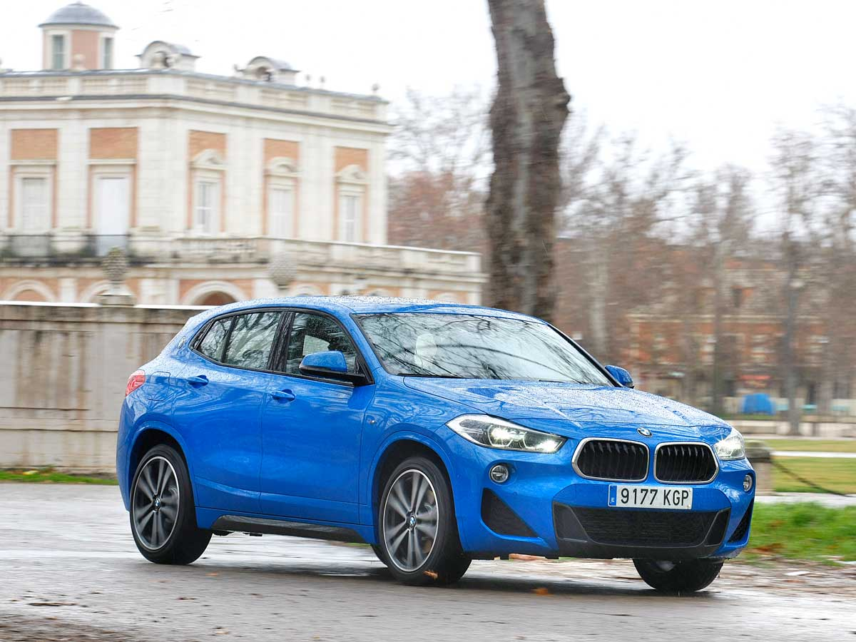 BMW X2 sDrive i20