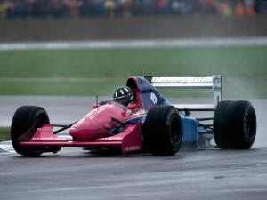 Brabham BT60 de 1991 y 1992