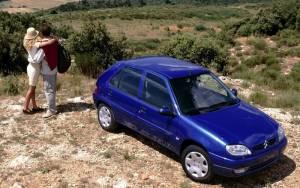 Citroën Saxo 1995-2003