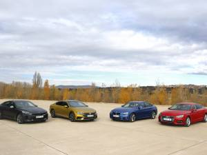Comparativa VW Audi BMW Kia (1)