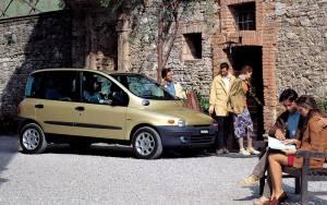 Fiat Multipla 1998-2004