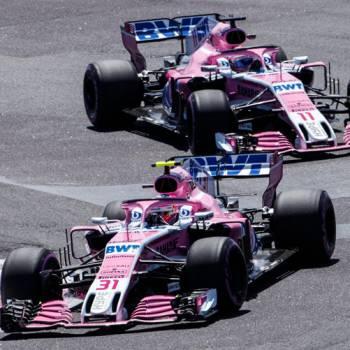 La administración concursal de Force India podría iniciar el baile de pilotos de la Fórmula 1