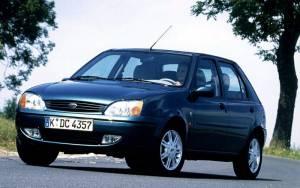 Ford Fiesta 1999-2002