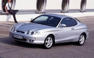 Hyundai Coupe 1996-2001