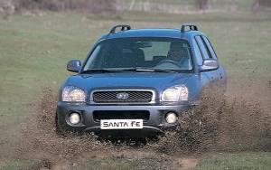 Hyundai Santa Fe 2000-2004