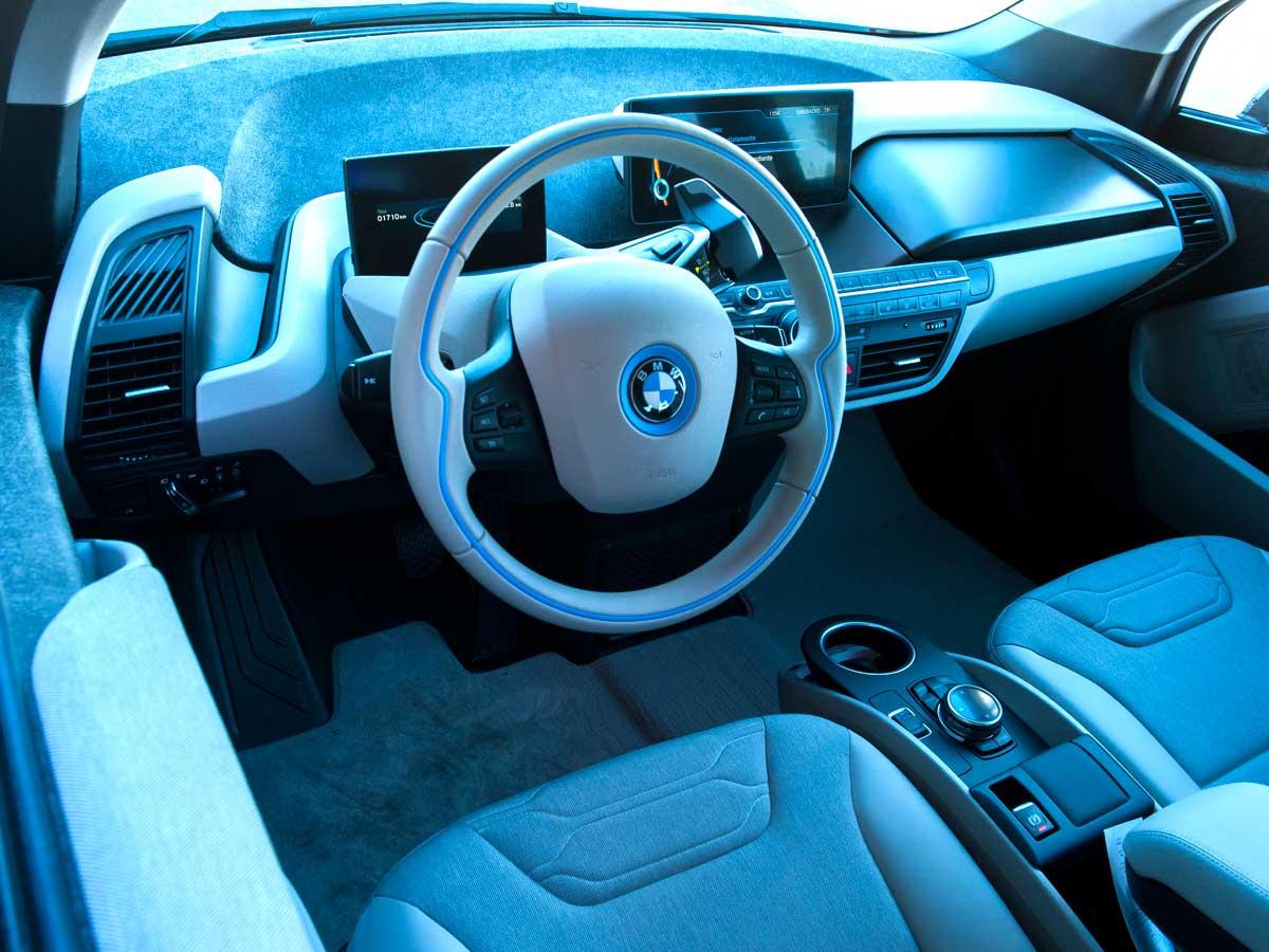 Iso Isetta 250 BMW i3