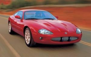 Jaguar XK 1998-2002