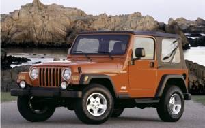 Jeep Wrangler 1997-2006
