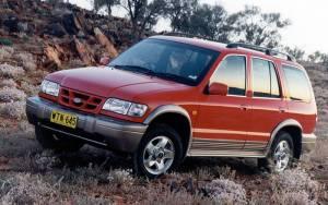 Kia Sportage 1998-2001