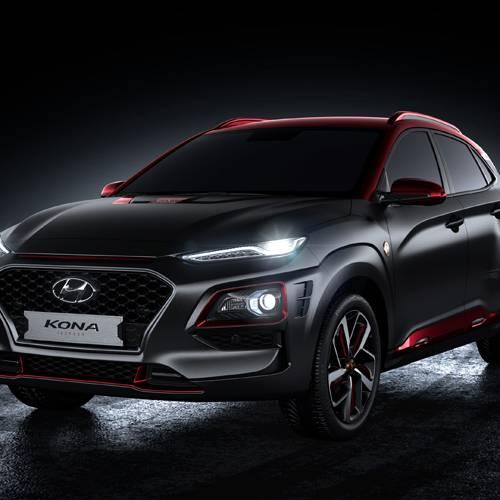 Hyundai se inspira en Iron Man para su nuevo SUV: este es el resultado